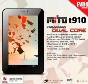 Tablet-Mito-T910