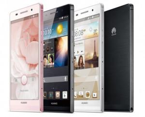 Huawei Ascend P6, Harga Huawei Ascend P6
