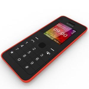 Nokia 107, Gambar Nokia 107, Harga Nokia 107, Spesifikasi Nokia 107