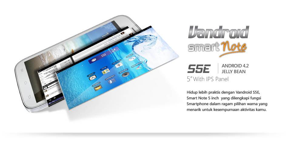 Harga Advan Vandroid S5E Terbaru Februari 2014