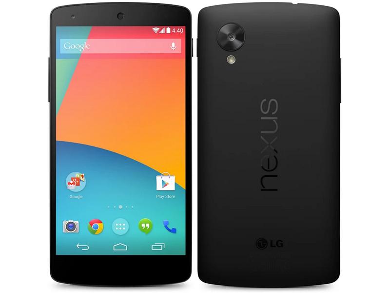 Harga LG Nexus 5 di Bulan Februari 2014 Hanya 5,5 Jutaan