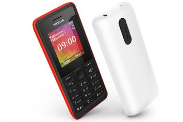 Harga Nokia 107 Dual Sim Terbaru 2014