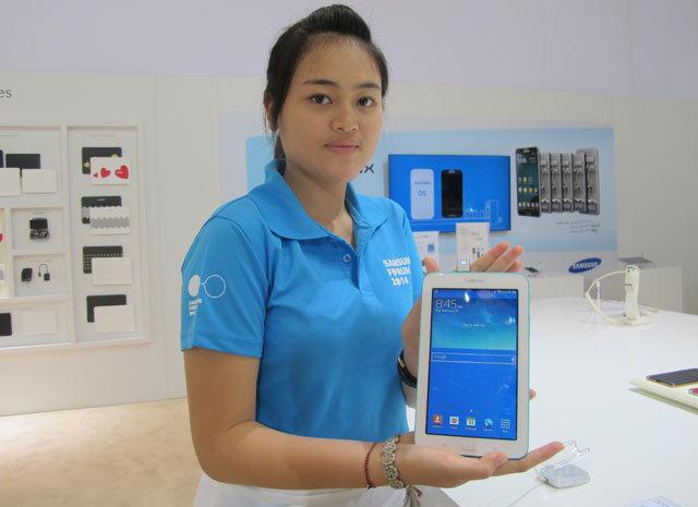 Harga Samsung Galaxy Tab 3 Lite di Indonesia Kurang Dari 2 Jutaan