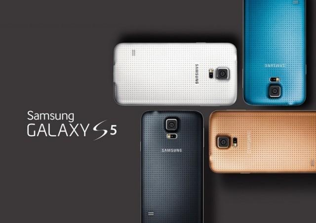 Samsung Galaxy S5 Diperkenalkan, Usung Fitur Pemindai Sidik jari