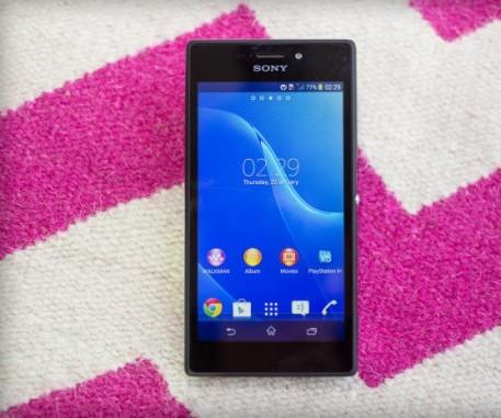 Sony Xperia M2 Harga Spesifikasi, Android Quad Core Plus 4G LTE
