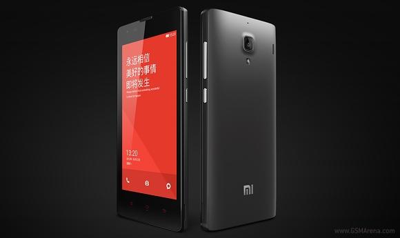 Xiaomi Hongmi 1s, Android Dual Sim Cuma 1,6 Jutaan