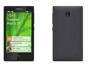 Nokia X+, Smartphone Android Dual Sim Harga 1 Jutaan