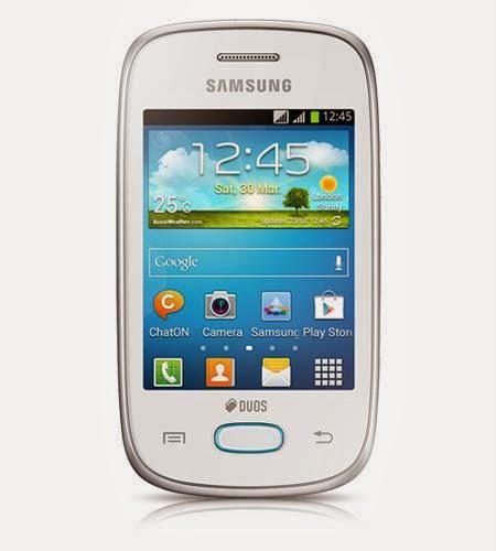 Samsung Galaxy Y Neo, Hp Android Dual Sim Murah Harga 1 Jutaan
