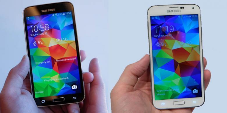 Spesifikasi Samsung Galaxy S5, Smartphone Berkualitas Tinggi