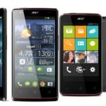 Acer Liquid E3 & Z4 Meluncur Di Indonesia