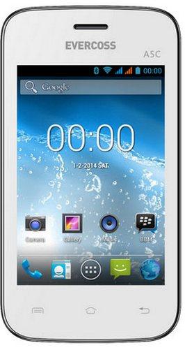 Evercoss A5C HP Android Bisa BBM 500 Ribuan