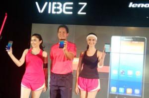 Lenovo Vibe Z, Smartphone Gahar Harga Stabil