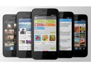 Vodafone Smart 4 Mini, CPU Quad Core Harga Terjangkau