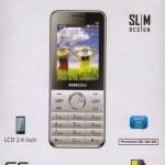 Evercoss C6, Ponsel Murah 200 Ribu Bisa MP3 dan TV
