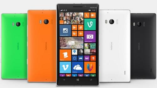 Nokia Lumia 930, spesifikasi Nokia Lumia 930