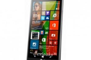 LG Uni8, Smartphone Perdana LG Dengan OS Windows Phone 8.1