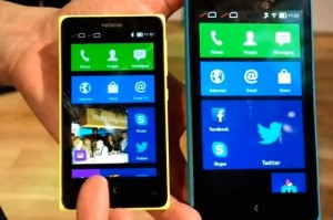 Nokia X vs Nokia XL, Ini Detail Perbedaanya