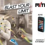 Mito A310 Fantasy 2, Smartphone Quad Core Android KitKat