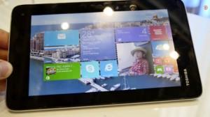 Toshiba Encore 7, Tablet 7 Inci Berteknologi Intel Atom Harga 1.7 Jutaan