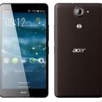 Acer Liquid X1, Smartphone 4G CPU Octa Core Usung Layar 5,7 Inci