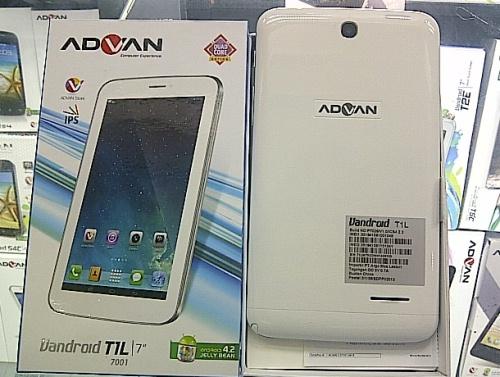 Advan Vandroid T1L