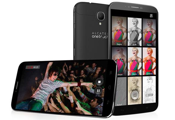 Alcatel One Touch Hero 2, Smartphone Tangguh Prosesor Octa Core