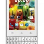 Asiafone Scorpion, Smartphone Android QWERTY Rp.400 Ribuan