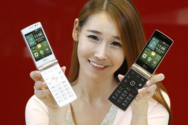 LG Wine Smart, Smartphone Baru Usung Model Lipat 'Classic'