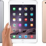 iPad Mini 3, Layar 7,9 Inci Dengan Kempuan Touch ID