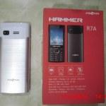 Advan Hammer R7A, Fitur Phone Dengan Kamera 1.3 Megapiksel