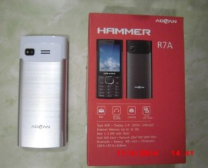 Advan Hammer R7A