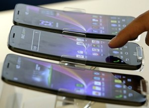 LG G Flex, Spesifikasi HP Android Lengkung Harga 9,9 Jutaan