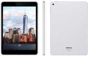 Spesifikasi Nokia N1, Tablet Android Lolipop CPU Intel Atom