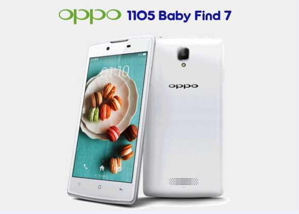 Spesifikasi Oppo 1105, Smartphone CPU 64 Bit Harga 2,5 Jutaan