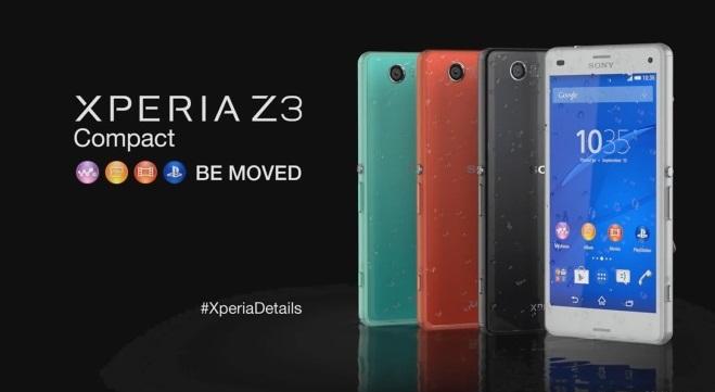 Sony Xperia Z3 Compact Harga Spesifikasi, Smartphone Tangguh Kamera 20MP