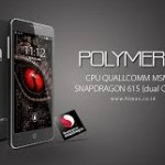 Himax Polymer X, Smartphone Octa Core 64-bit Dengan Kamera 13MP Sony