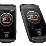 Kyocera Torque, Smartphone Android Tangguh Dengan Kamera 8MP