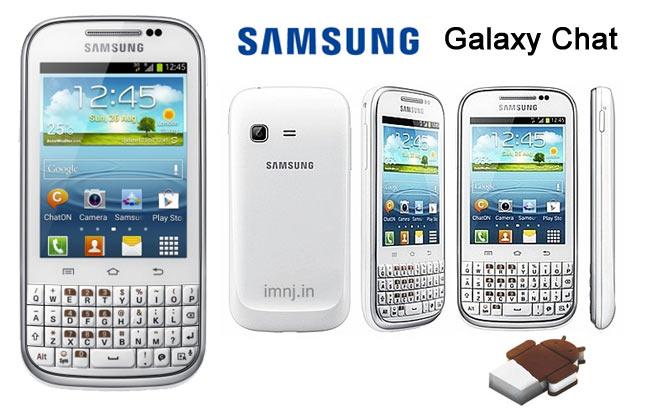 Tutorial dan Cara Root Samsung Galaxy Chat