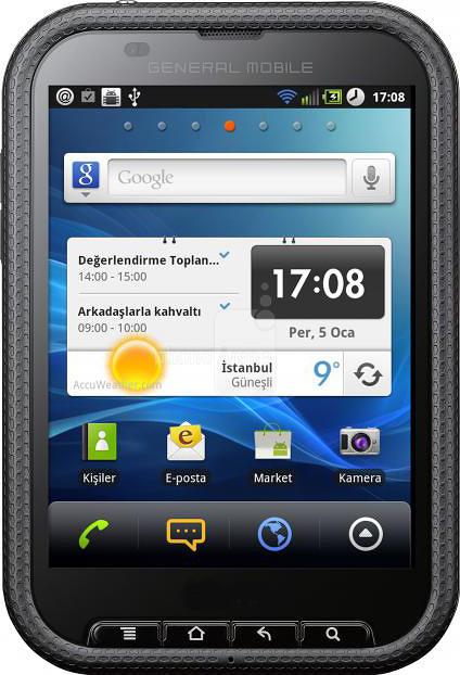 General Mobile 4G