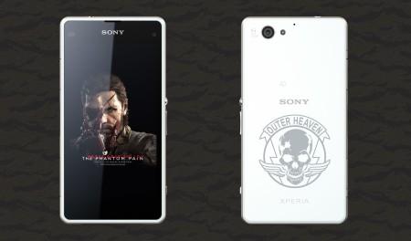 Sony Xperia J1 Compact The Phantom Pain Edition