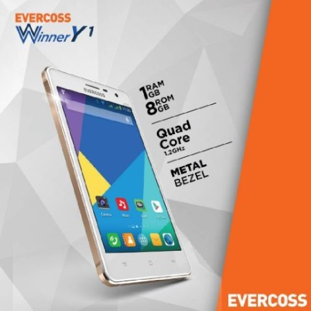 Evercoss Winner Y1