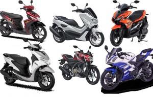 Daftar Harga Motor Yamaha Terlaris di Indonesia 2019