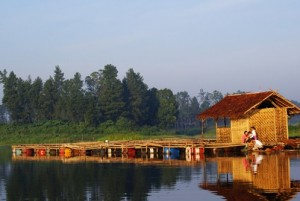 Wisata Situ Cihuni di Pagedangan Tangerang