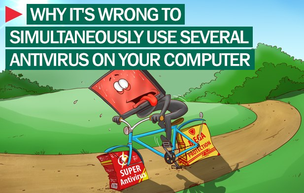Sebaiknya Jangan Menginstall Banyak Anti Virus dalam Satu Komputer