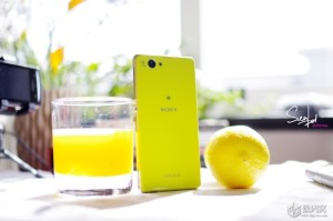Harga Sony Xperia Z1 Compact Lime, Resmi Masuk Indonesia