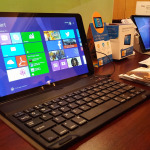 Advan Vanbook W100, Tablet Windows 8.1 Quad Core Harga 2,4 Juta