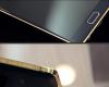 Samsung Galaxy S6 Edge Gold edition
