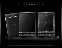 BlackBerry Porsche Design P9984