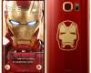 Samsung Galaxy S6 Edge Iron Man Edition