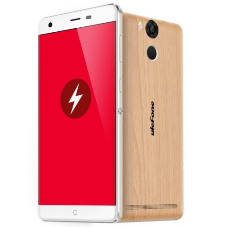 Ulefone Power Wooden